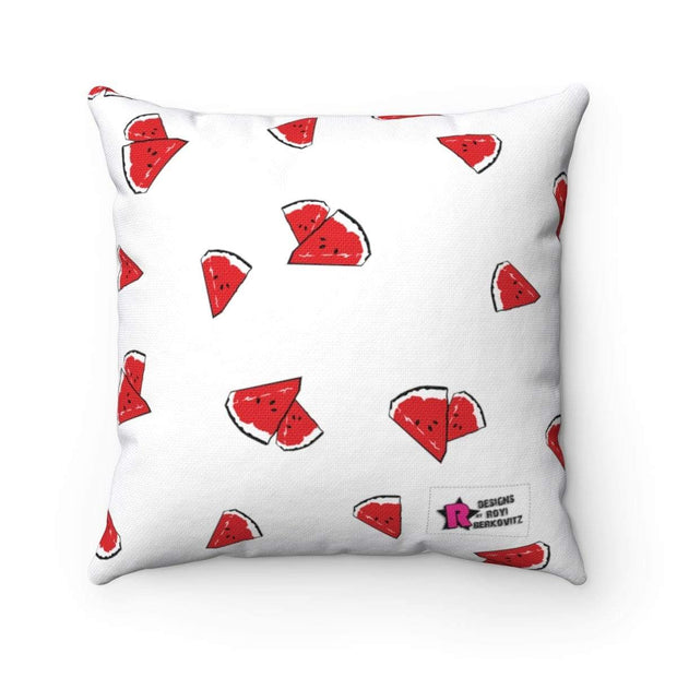 """Watermelon""  Pillow - Designs by Royi .B."