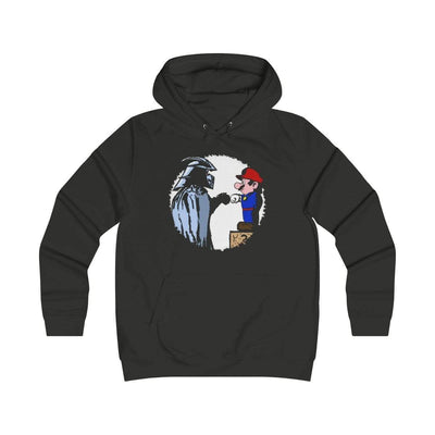 """The Fist Bump"" Unisex Hoodie - Awesome, custom designed T-shirts & Art  