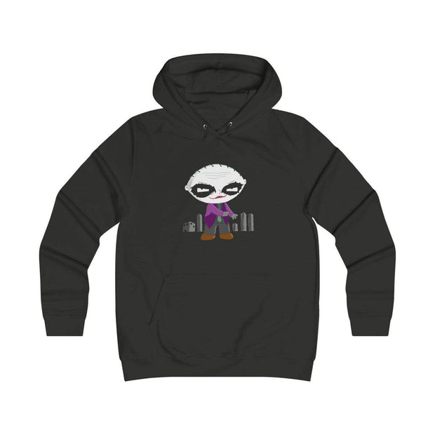 """Why So Serious?"" Unisex Hoodie - Awesome, custom designed T-shirts & Art  