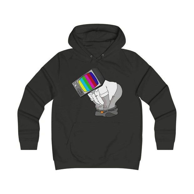 """Fart on TV"" Unisex Hoodie - Awesome, custom designed T-shirts & Art  
