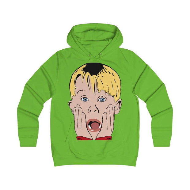 Home Alone Funny Hoodie | Designs by Royi Berkovitz (2119048560694)