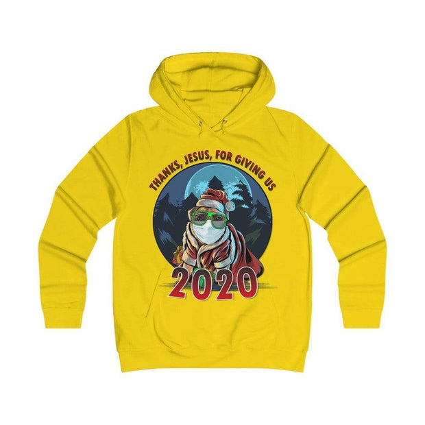 Funny Christmas Hoodie 2020 |  Designs by Royi Berkovitz