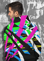 """Abstract"" Unisex Hoodie - Awesome, custom designed T-shirts & Art  