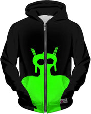 """Alien"" Unisex Hoodie - Awesome, custom designed T-shirts & Art  