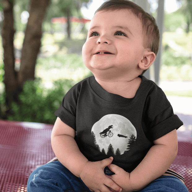 """A Spielberg Tribute"" Baby tee - Awesome, custom designed T-shirts & Art  