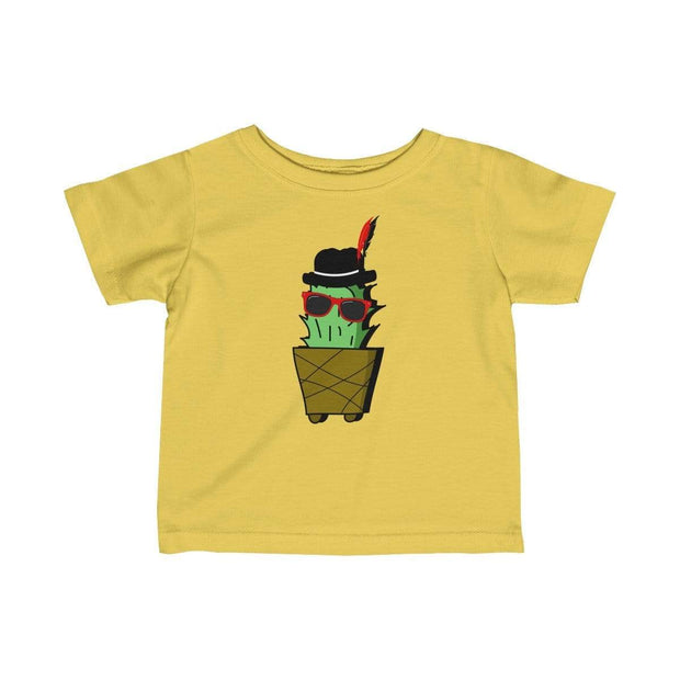 """Cactus #3"" Baby tee - Awesome, custom designed T-shirts & Art  