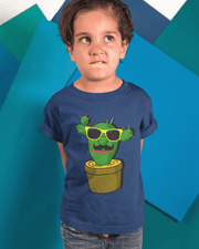 """Cactus #1"" T-shirt for Kids - Awesome, custom designed T-shirts & Art  