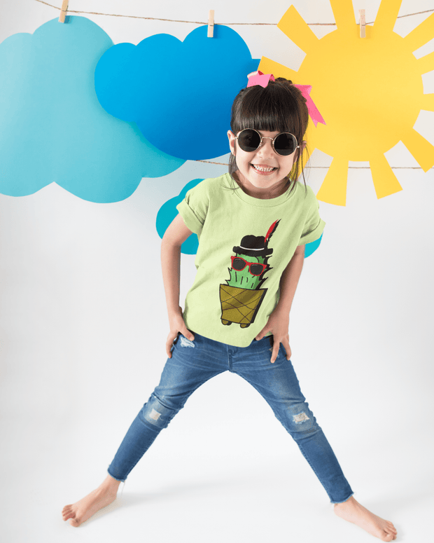 """Cactus #3"" T-shirt for Kids - Awesome, custom designed T-shirts & Art  