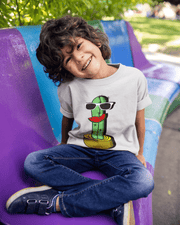 """Cactus #5"" T-shirt for Kids - Awesome, custom designed T-shirts & Art  