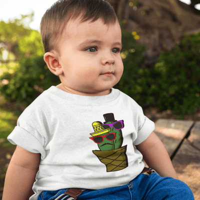 """Cactus #6"" Baby tee - Awesome, custom designed T-shirts & Art  