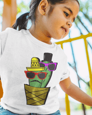 """Cactus #6"" T-shirt for Kids - Awesome, custom designed T-shirts & Art  