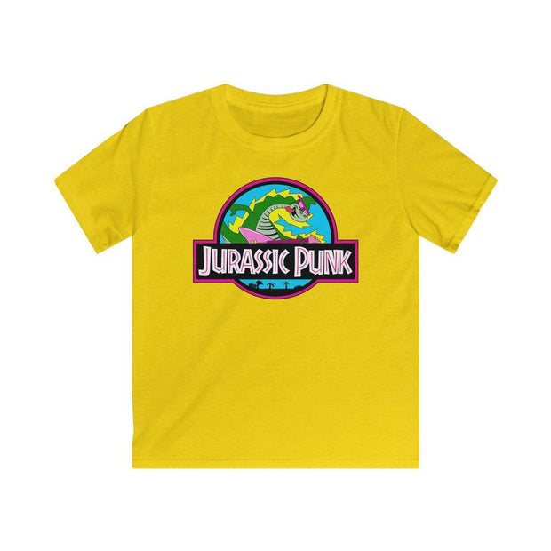 """Jurassic Punk"" T-shirt for Kids - Awesome, custom designed T-shirts & Art  