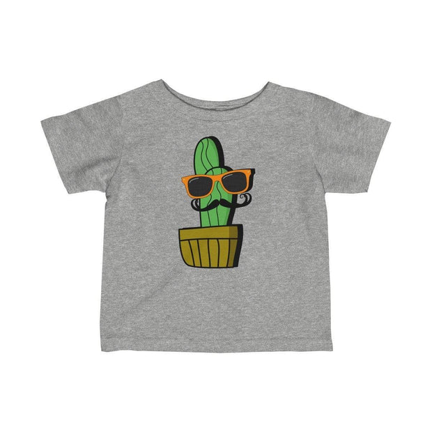 """Cactus #4"" Baby tee - Awesome, custom designed T-shirts & Art  