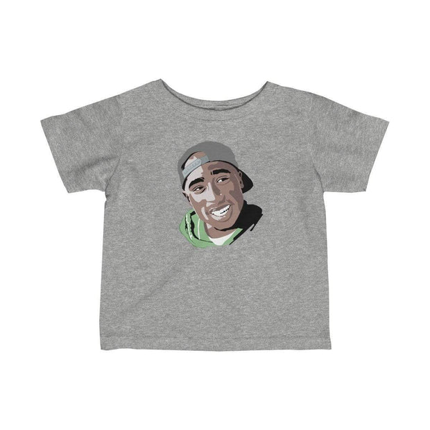 """The West Side King"" Baby tee - Awesome, custom designed T-shirts & Art  