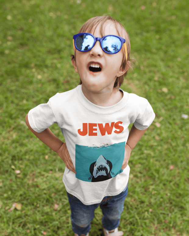 """Jews"" T-shirt for Kids - Awesome, custom designed T-shirts & Art  