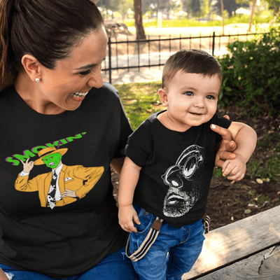 """Leon"" Baby tee - Awesome, custom designed T-shirts & Art  
