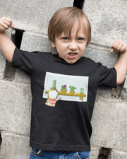 """Me Too - Old School"" T-shirt for Kids - Awesome, custom designed T-shirts & Art  