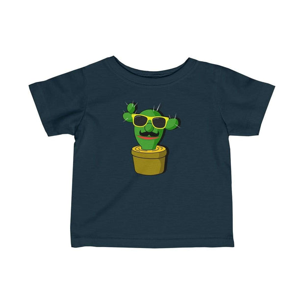 """Cactus #1"" Baby tee - Awesome, custom designed T-shirts & Art  