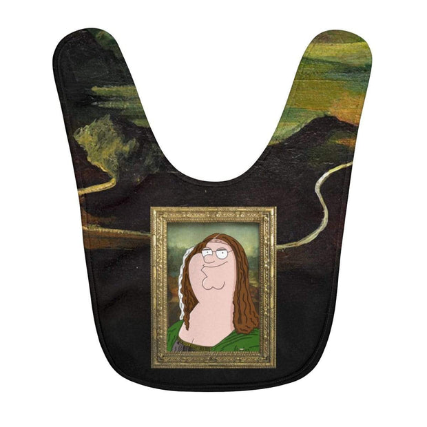 """The Best Drawing EVER!"" Baby Bib - Awesome, custom designed T-shirts & Art  