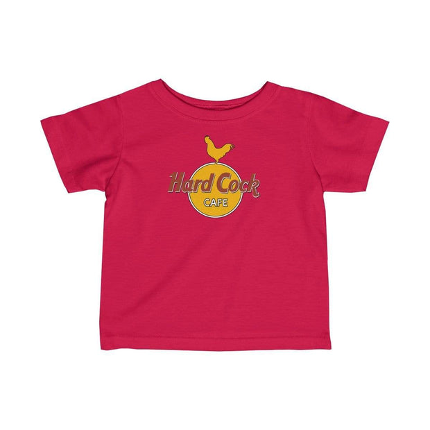 """I Love Coffee"" Baby tee - Designs by Royi .B."
