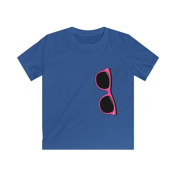 """Pink Glasses"" T-shirt for Kids - Awesome, custom designed T-shirts & Art  
