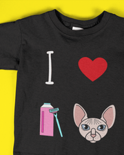 """Shave Up"" T-shirt for Kids - Awesome, custom designed T-shirts & Art  