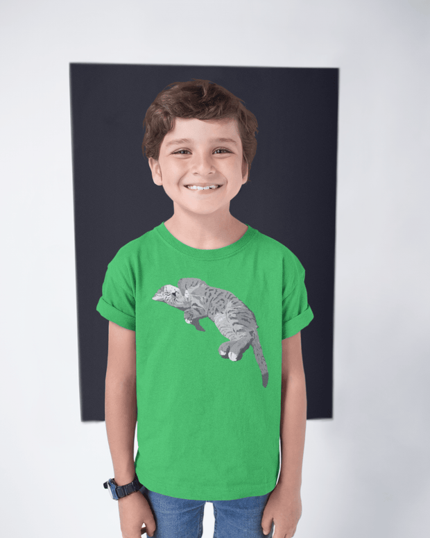 """Sleeping Cutie"" T-shirt for Kids - Awesome, custom designed T-shirts & Art  
