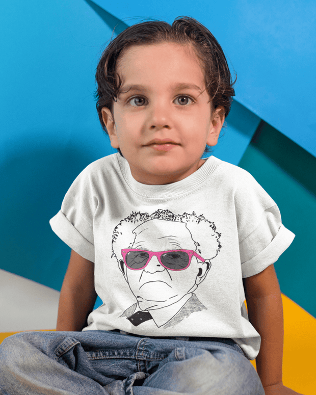 """The Optimist"" T-shirt for Kids - Awesome, custom designed T-shirts & Art  