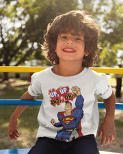 """Up Up"" T-shirt for Kids - Awesome, custom designed T-shirts & Art  