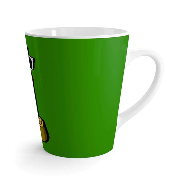 """Cactus #5"" Latte mug - Awesome, custom designed T-shirts & Art  