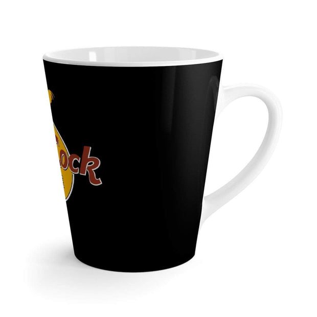 """I Love Coffee"" Latte mug - Awesome, custom designed T-shirts & Art  