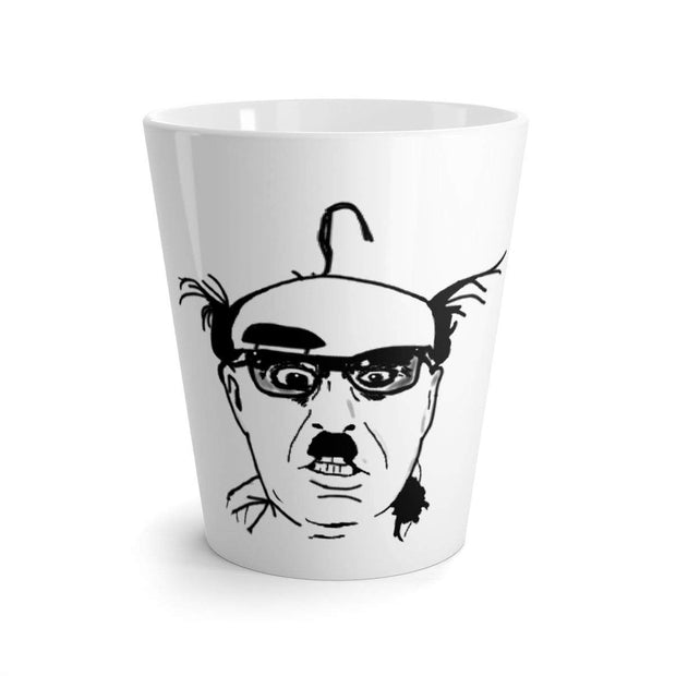 """Israeli Icon"" Latte mug - Awesome, custom designed T-shirts & Art  
