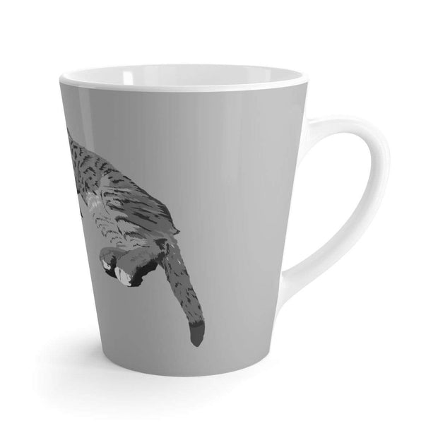 """Sleeping Cutie"" Latte mug - Awesome, custom designed T-shirts & Art  