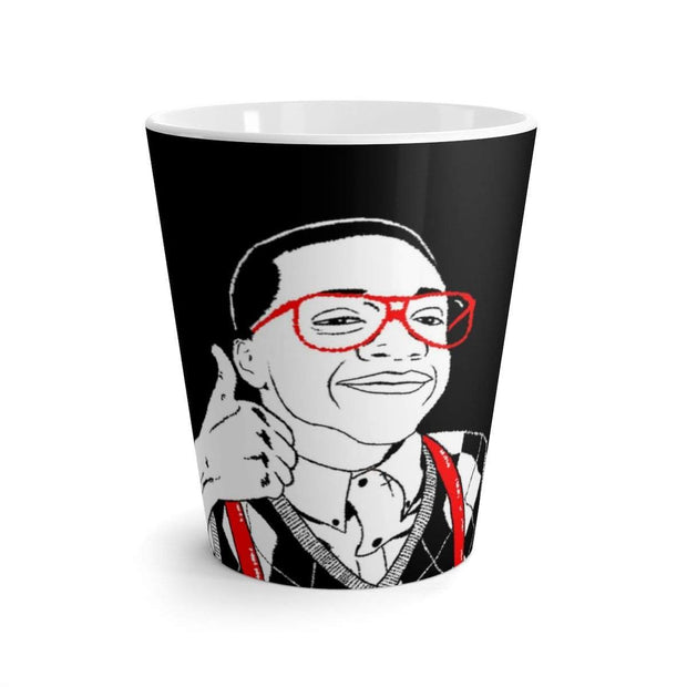 """Thumbs Up"" Latte mug - Awesome, custom designed T-shirts & Art  
