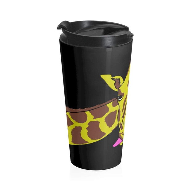 """Hello!"" Stainless Steel Travel Mug - Awesome, custom designed T-shirts & Art  