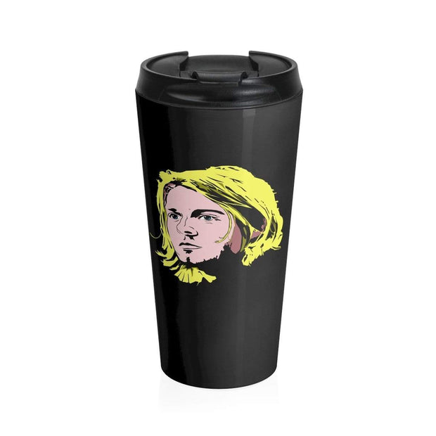 """Legend"" Stainless Steel Travel Mug - Awesome, custom designed T-shirts & Art  