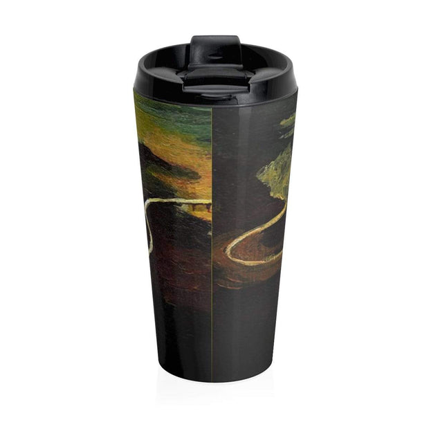 """The Best Drawing Ever"" Stainless Steel Travel Mug - Awesome, custom designed T-shirts & Art  