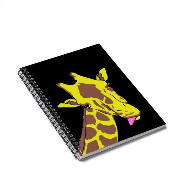 """Hello!"" Spiral Notebook - Ruled Line - Designs by Royi .B."