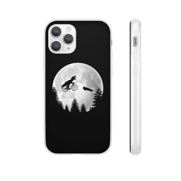 """A Spielberg Tribute"" Flexi Phone Case - Designs by Royi .B."