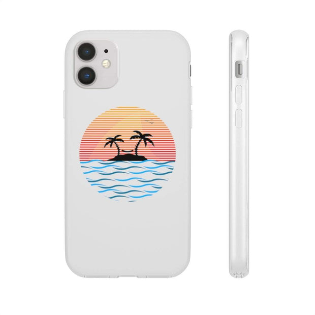 """Sunset"" Flexi Phone Case - Designs by Royi .B."