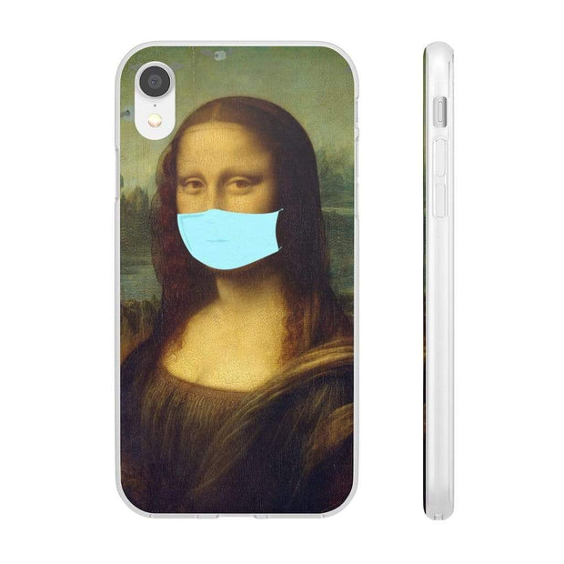 """Mona Corona"" Flexi Phone Case - Awesome, custom designed T-shirts & Art  
