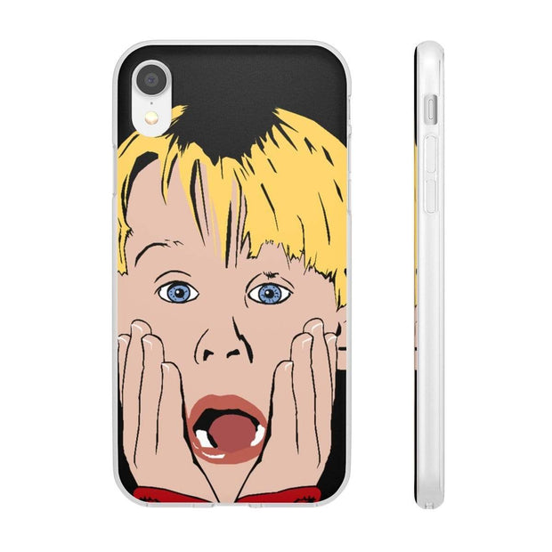 """Home Alone"" Flexi Phone Case - Designs by Royi .B."