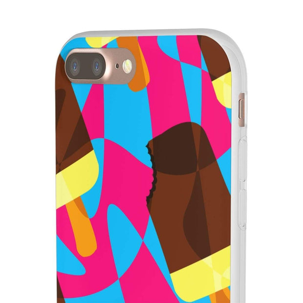 """Summer"" Flexi Phone Case - Awesome, custom designed T-shirts & Art  