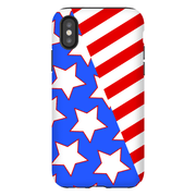 """Americana"" Phone Case - Awesome, custom designed T-shirts & Art  