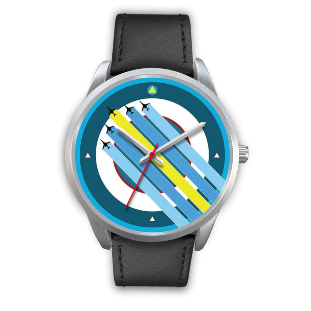"""The Air Show II""  Custom Watch - Awesome, custom designed T-shirts & Art  