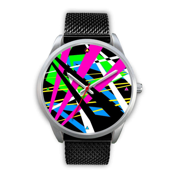 """Abstract"" Custom Watch - Designs by Royi .B."