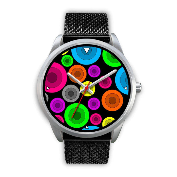 """Circles"" Custom Watch - Awesome, custom designed T-shirts & Art  