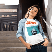 """Jews""  Custom T-Shirt for Women - Designs by Royi .B."
