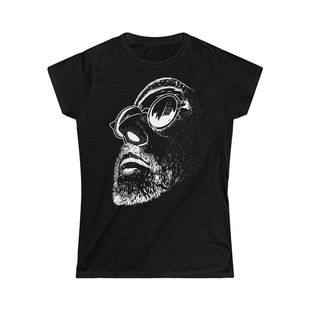 """Leon""  Custom T-Shirt for Women - Awesome, custom designed T-shirts & Art  