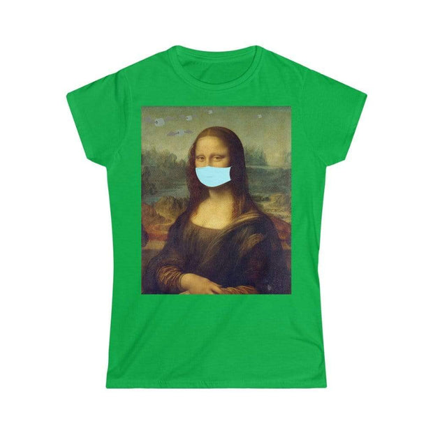 """Mona Corona"" Custom T-Shirt for Women - Awesome, custom designed T-shirts & Art  